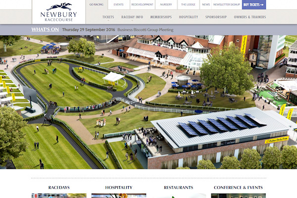 About Newbury Racecourse