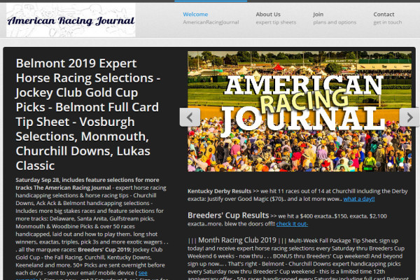 American Racing Journal