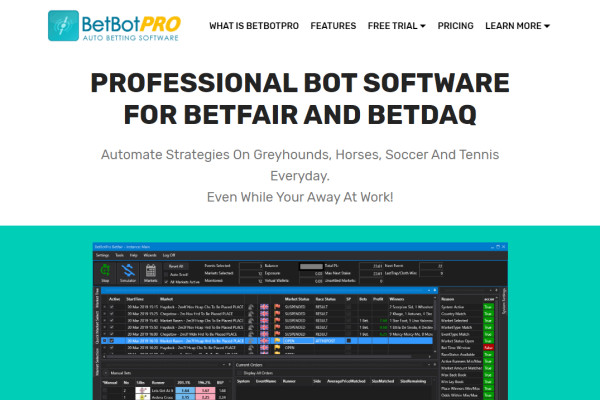 Betting Exchange Bots