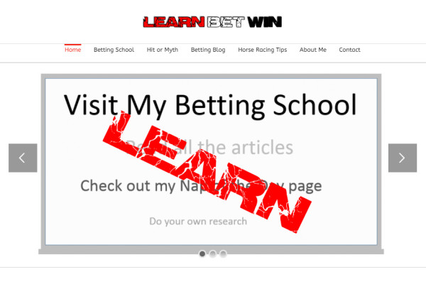 Learn Bet Win
