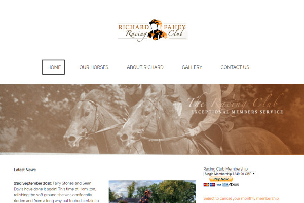 Horse Racing Syndicates